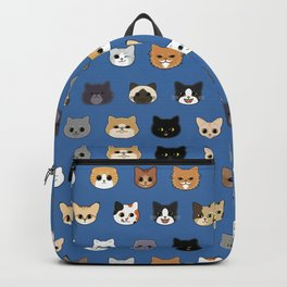 Happy Cats Backpack