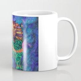 Elephant City Coffee Mug