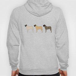 Mastiff Pattern Hoody