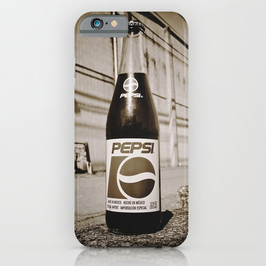 Alley Pepsi iPhone & iPod Case