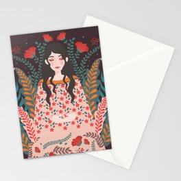 Be mindful Stationery Cards