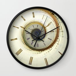 All the Time in the World Wall Clock