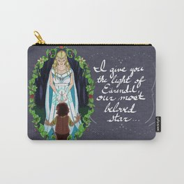 The Light of Eärendil Carry-All Pouch