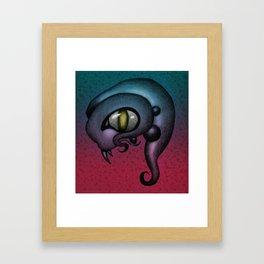 Inner Creature Framed Art Print