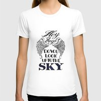 larry stylinson T-shirts featuring Hey Angel (Larry Stylinson) by Arabella