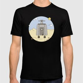 Pepelats. Russian science fiction. T-shirt