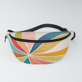 Multicolorful Fanny Pack