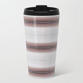 Warm Vintage Lines Travel Mug