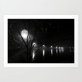 Carleton-sur Mer... Art Print