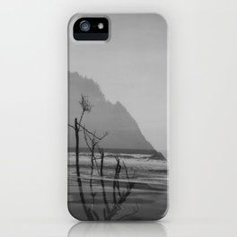 Beach Branch iPhone Case
