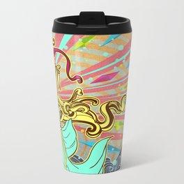 The Healer Metal Travel Mug