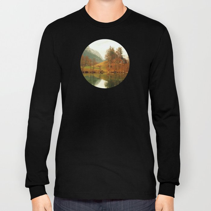 Castle of Tranquility Long Sleeve T-shirt