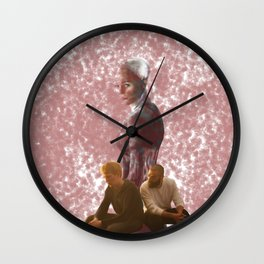 Ex Machina  Wall Clock