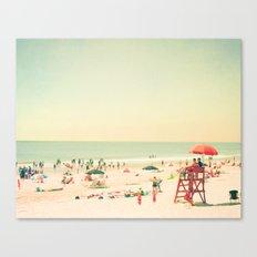 Summer of Love III Canvas Print