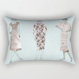 Strike A Pose Rectangular Pillow