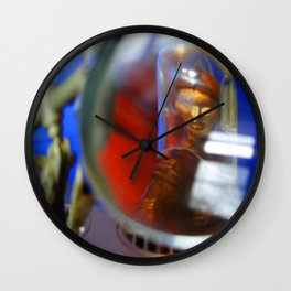 The Chronoscope Wall Clock