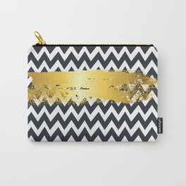 Golden zag Carry-All Pouch
