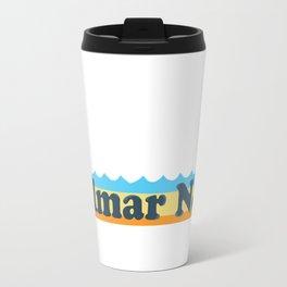 Belmar - New Jersey. Travel Mug