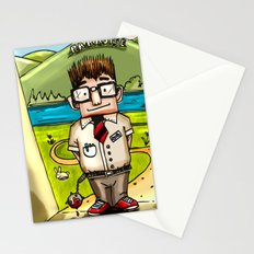 Enemy at the (Bill) Gates Stationery Cards