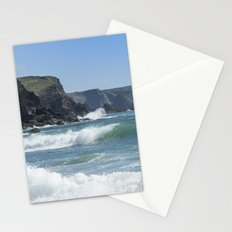 White Surf 01 Stationery Cards