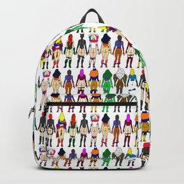 Superheroine Butts Backpack