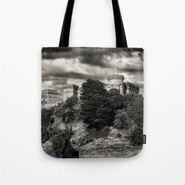 Inverness Castle Scotland Tote Bag