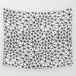 Shattered R Wall Tapestry