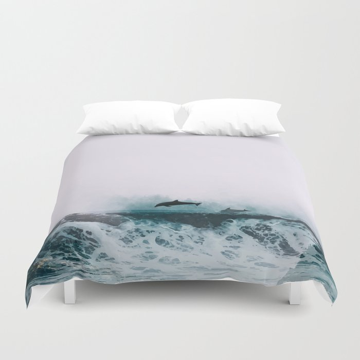 *The Song of Freedom* #society6 Duvet Cover