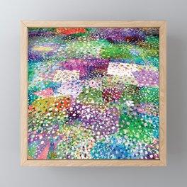 Rainbow Terra Firma Framed Mini Art Print