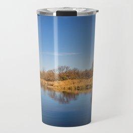 Downstream Campground, North Dakota 13 Travel Mug