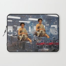 THE TELEVISION FACTORY I Laptop Sleeve
