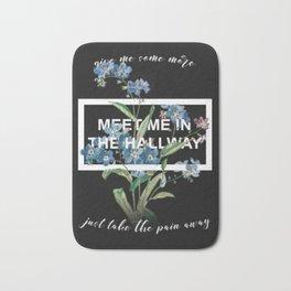 HARRY STYLES - Meet Me In The Hallway Art Bath Mat