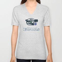 Seattle Ewoks - NFL Unisex V-Neck