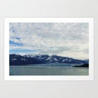 Alaska Wonders Art Print
