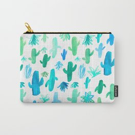 Live Simply Cactus Carry-All Pouch