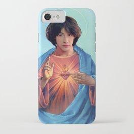 Saint Ted Theodore Logan iPhone Case
