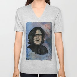 Severus Snape Always Unisex V-Neck