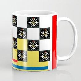 Setting out Coffee Mug