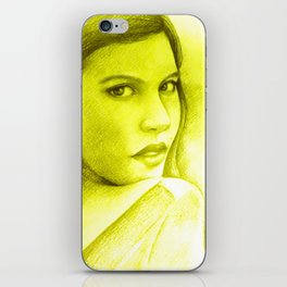 FACE TO FACE iPhone Skin