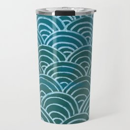 Scallops Travel Mug