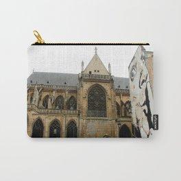 La Juxtaposition  Carry-All Pouch