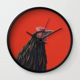 Third Born of Bantam Wall Clock
