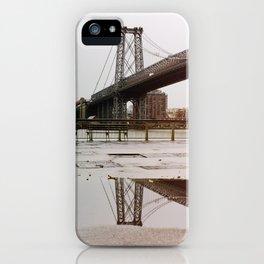 Williamsburg Bridge iPhone Case