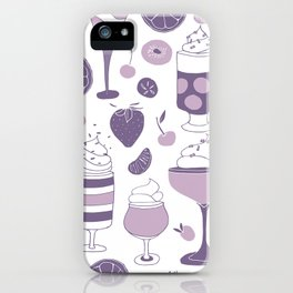Jell-o Desserts iPhone Case
