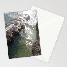 tide pools Stationery Cards