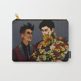 Flower man Carry-All Pouch