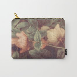 SECRET FLOWERS OF PARADOX Carry-All Pouch