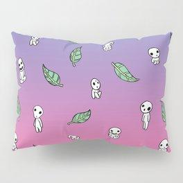 Moonrise Kodama Pattern Pillow Sham