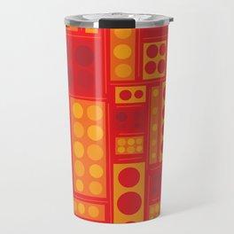 They Look Like Legos! Travel Mug