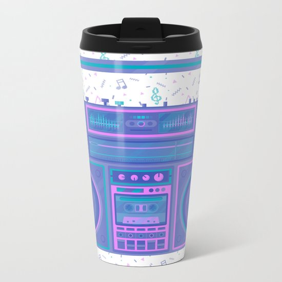 Party Essential Metal Travel Mug